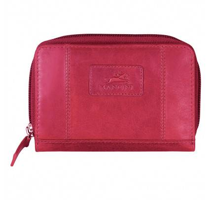"Mancini Ladies' ""Clutch"" Wallet RFID Secure"