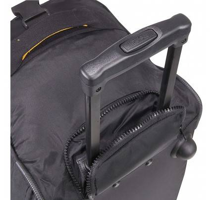 "A.Saks 20"" Expandable Wheeled Duffel Bag"