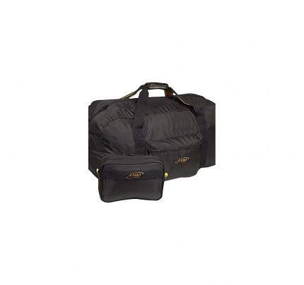 "A.Saks 30"" Large Duffel Bag with Pouch"