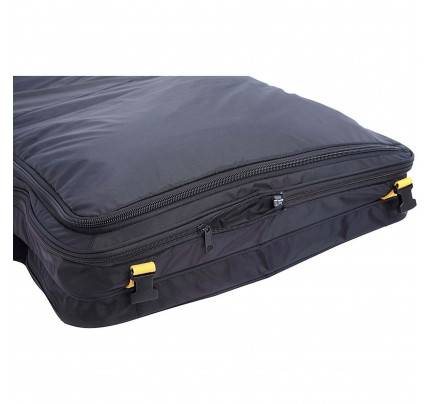 A.Saks Compact Expandable TriFold carry-On Garment Bag