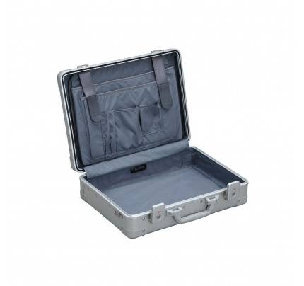 Aleon Business 17 Briefcase Platinum view 3