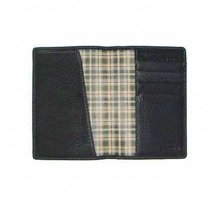 Boconi Tyler Tumbled RFID Passport Case