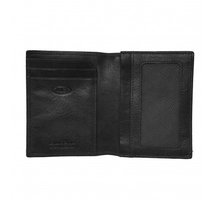 Bric's Monte Rosa Slim Vertical Wallet with Id