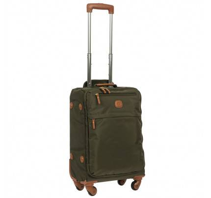 """Bric's X Travel 21"""" Spinner Luggage w/ Frame"""