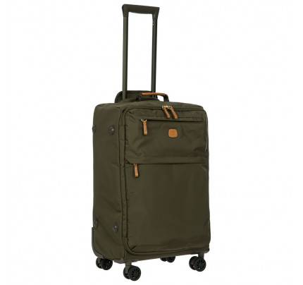 """Bric's X Travel 25"""" Spinner Luggage w/ Frame"""
