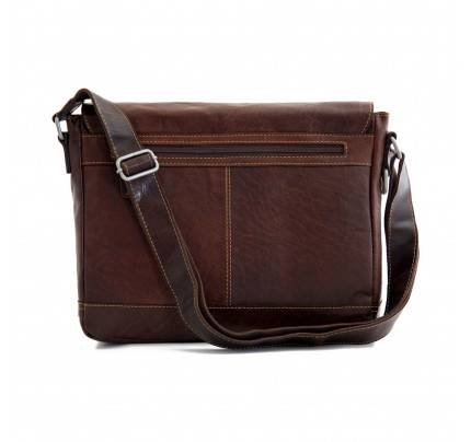 Jack Georges Voyager Messenger Bag 7314