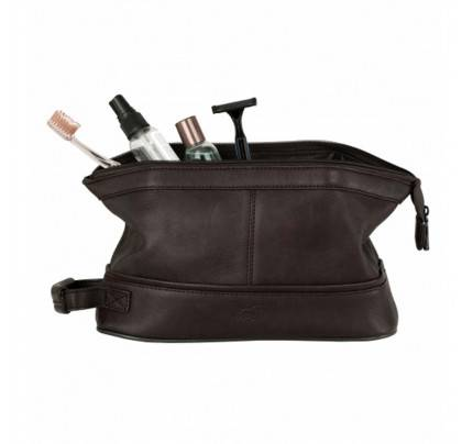 Mancini Colombian Toiletry Kit With Organizer