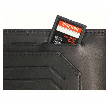 Victorinox Altius Edge Leibnitz RFID Passport Cover