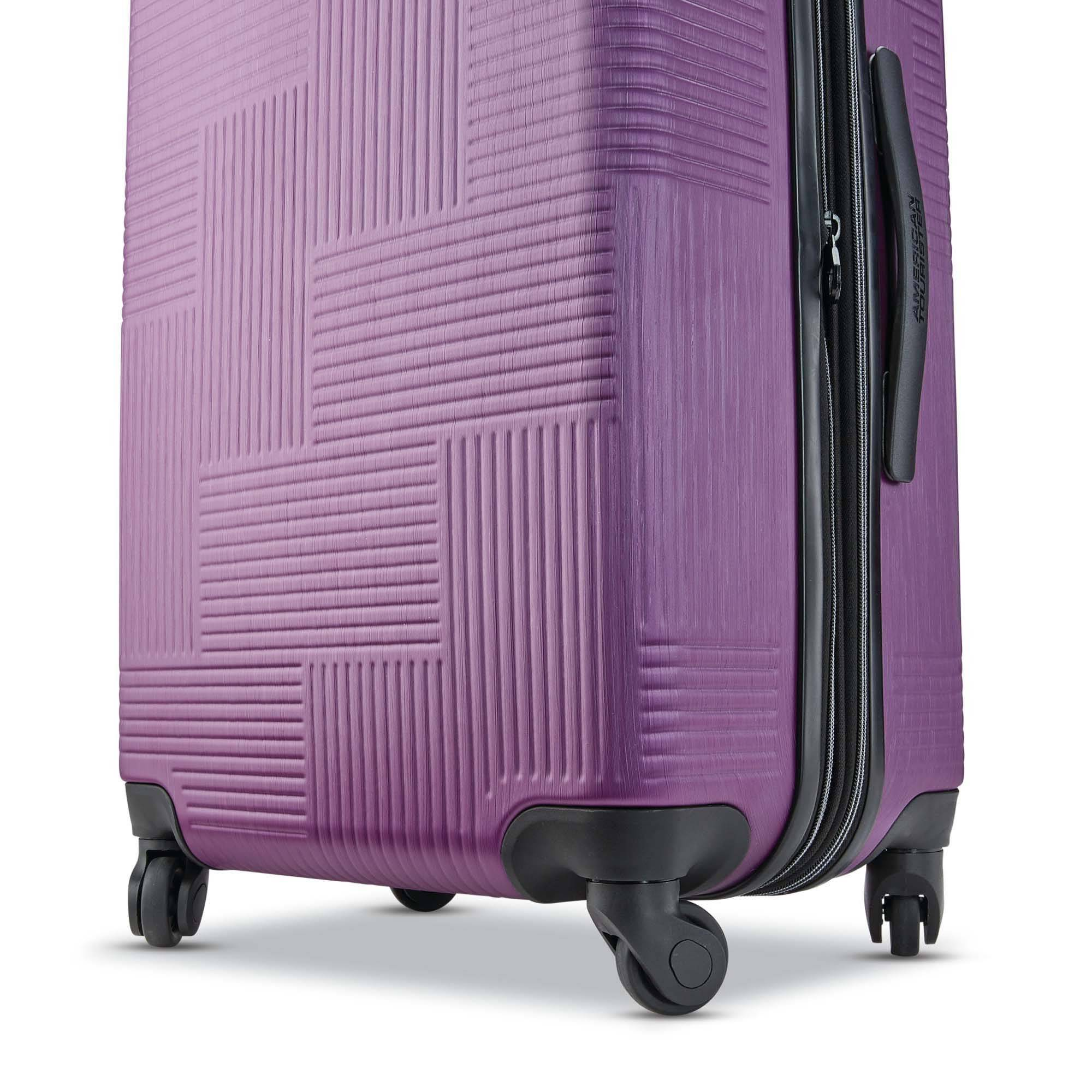 4a22cfb54c ... American Tourister Stratum Xlt 20 Spinner Luggage View 9 ...