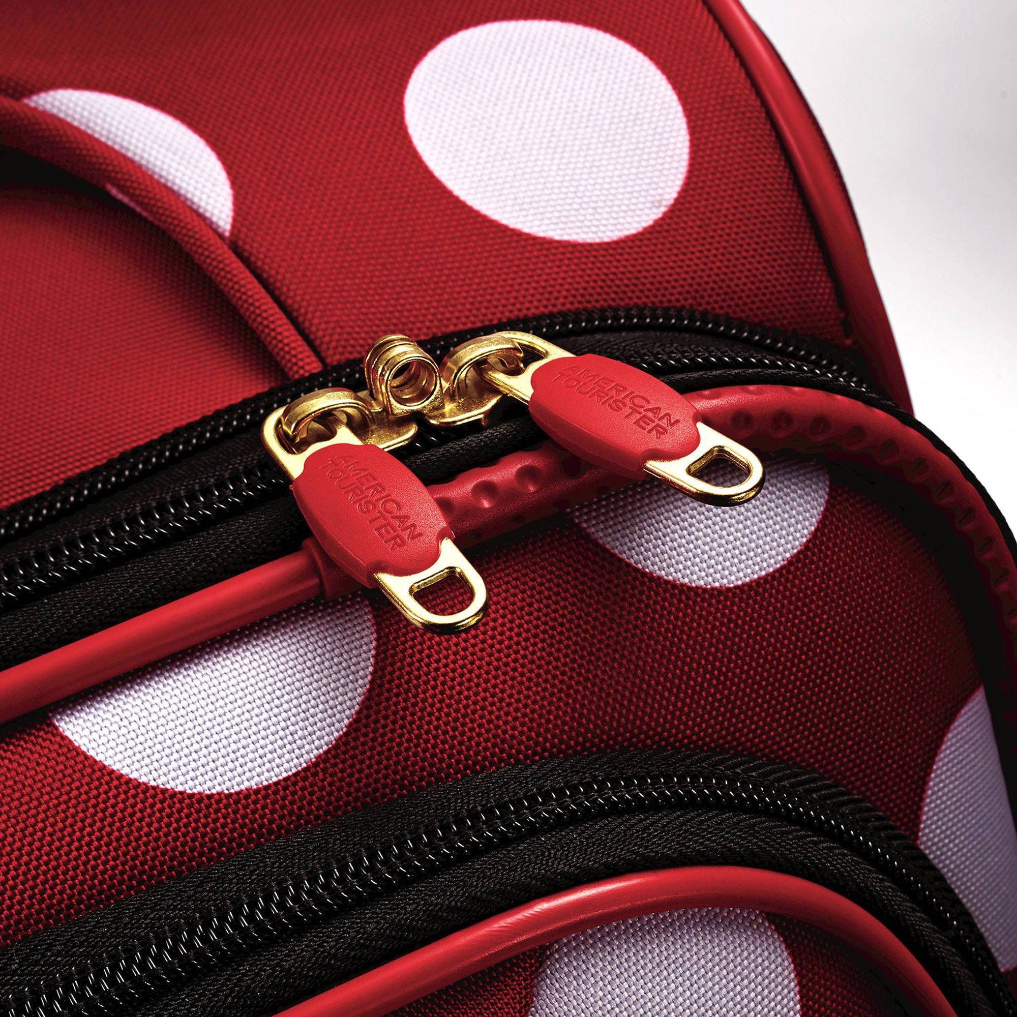 ... Samsonite American Tourister Disney Minnie Mouse 21 Spinner 67614View 6  ... 0455b4b2a7480