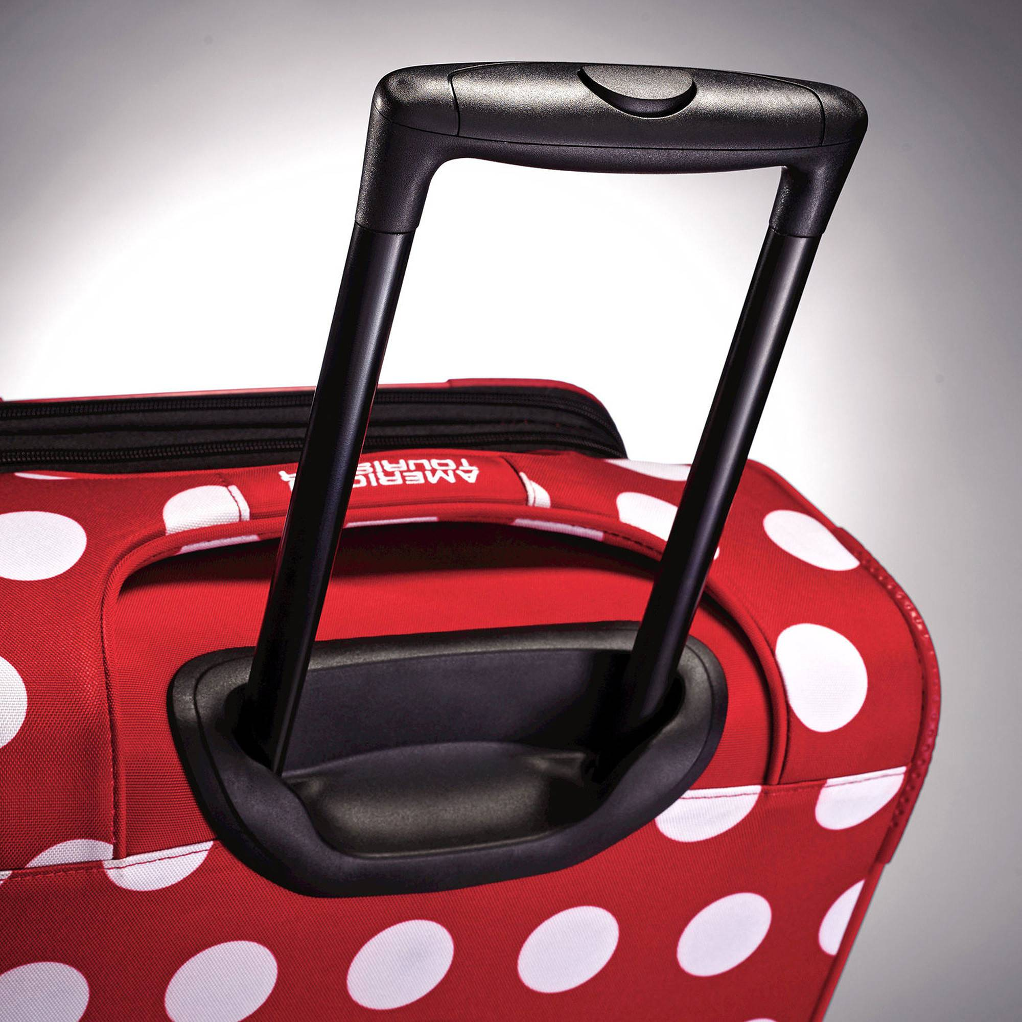... Samsonite American Tourister Disney Minnie Mouse 21 Spinner 67614View 8 130b7928a6e92