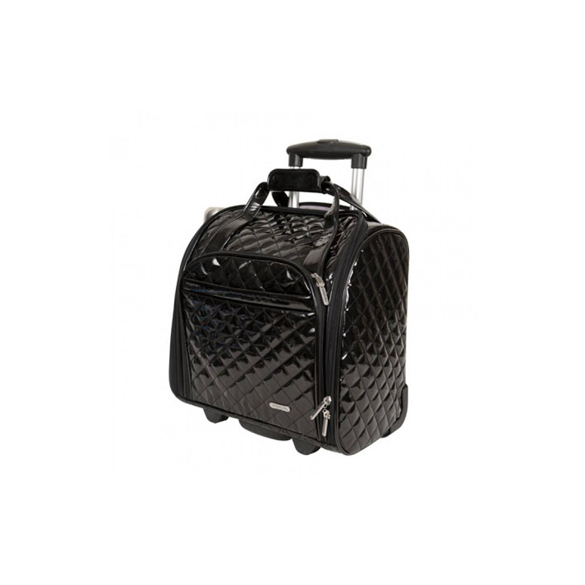 Jpg Travelon Wheeled Underseat Carry On With Back Up Bag 14545 2